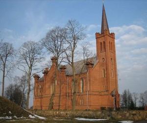 Biržų evangelikų reformatų bažnyčia | wikipedia.org nuotr.