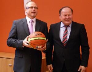 Jacek Protas ir Valerijus Makūnas