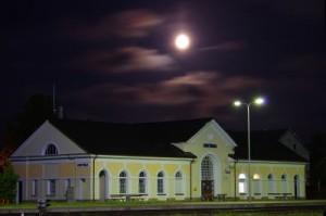 Kretingos autobusų ir geležinkelio stotis