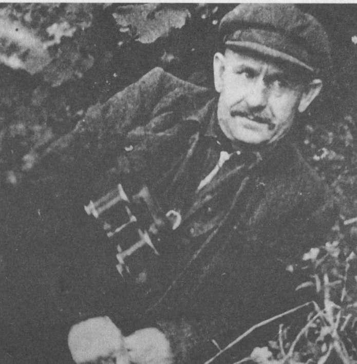 Sergijus Staniškis-Litas, Pietų Lietuvos srities vadas, (1949-1953) | partizanai.org nuotr.