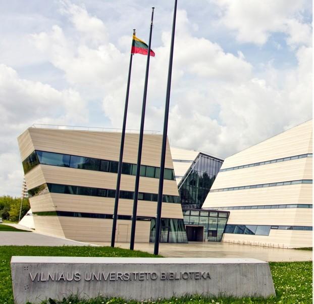 VU biblioteka. Mokslinės komunikacijos ir informacijos centras (MKIC) | tinklarastis.mb.vu.lt nuotr.