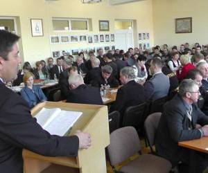 Punsko valsčiaus tarybos posėdis | punskas.pl nuotr.