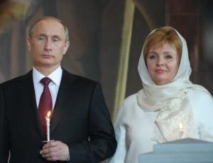 Vadimiras Putinas ir Liudmila Putina | RIA/Scanpix