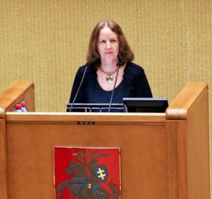 Irena Andrukaitienė | lrs.lt, I.Šilenkovos nuotr.