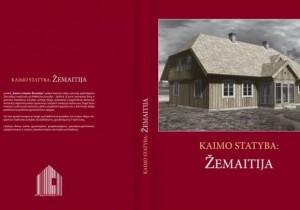 Knyga kaimo statyba Žemaitija