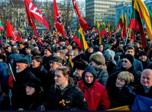 Kovo 11-osios eitynės Vilniuje | Alkas.lt, A.Sartanavičiaus nuotr.