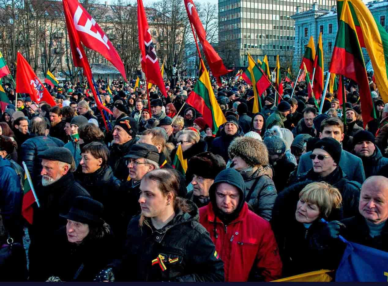 Kovo-11-osios eitynės 2013 m. | A. Sartanavičiaus nuotr., alkas.lt