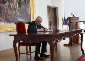 Merų paktas | Kauno rajono savivaldybės nuotr.
