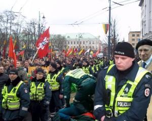 Policinė valstybė | Alkas.lt nuotr.