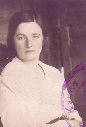 Šernienė Kleopa 1920 m. | draugas.org nuotr.