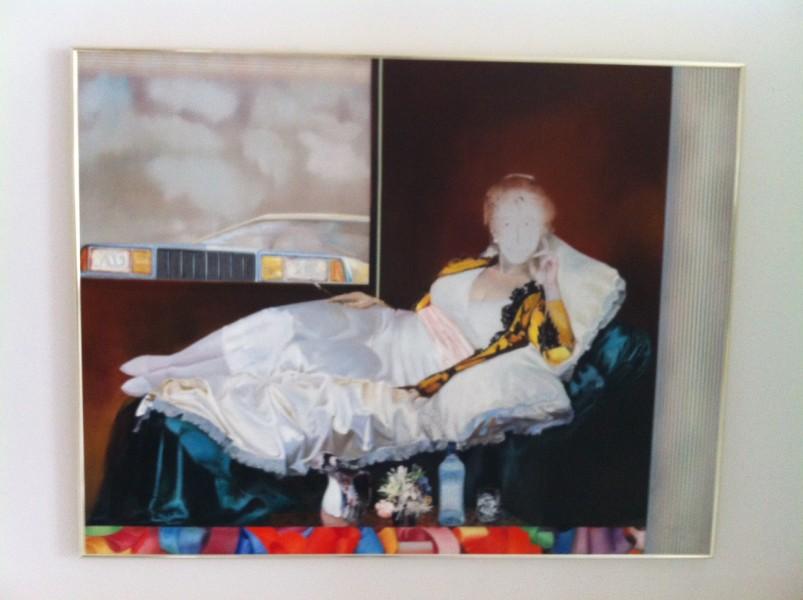 K.Žoromskio paveikslas