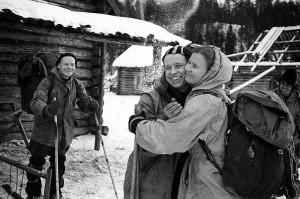 Diatlovo perėjo incidentas Ekspedicijos dalyviai: Jurijus Judinas į kalnus nekopęs su Liudmila Dublinina, toliau – Igoris Diatlovas