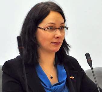 Giedrė Milerytė | Seimo Ryšių su visuomene skyriaus nuotr.