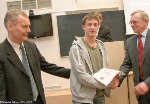 KTU informatikos apdovanojimas
