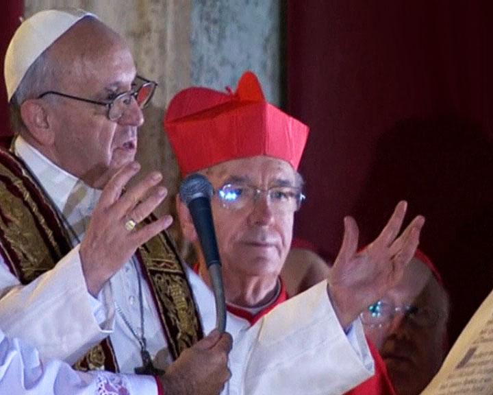 Popiežius Pranciškus I   Alkas.lt nuotr.