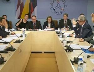 Komisijos posėdis | Alkas.lt nuotr.