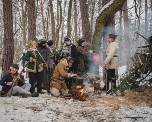 1863m. sukilimo paminėjimas | M.Volodko.nuotr.