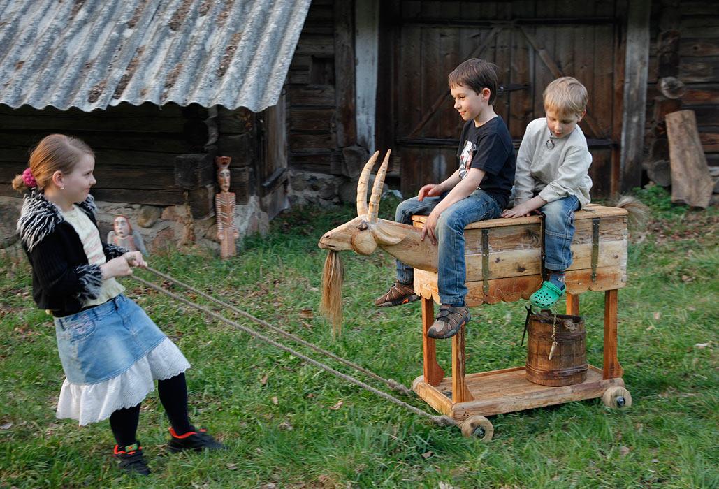 Jorė - džiaugsmas vaikams  | V.Daraškevičiaus nuotr.