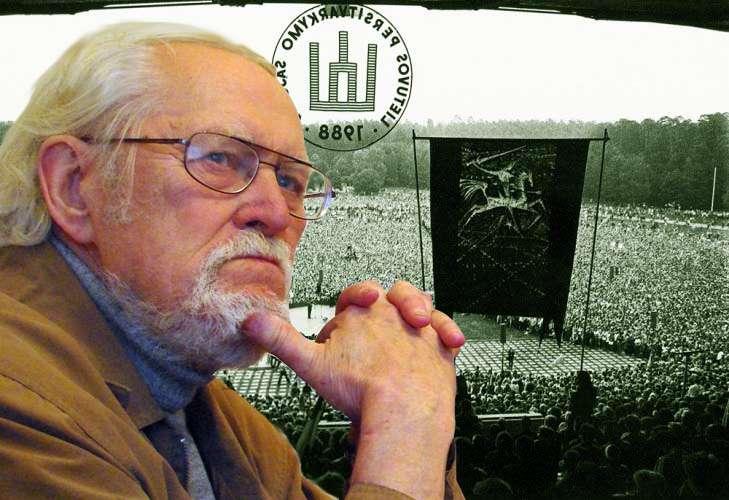 Marcelijus Martinaitis 1936-2013 | Alkas.lt koliažas