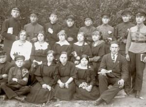 Seinų krašto lietuviai gimnazistai