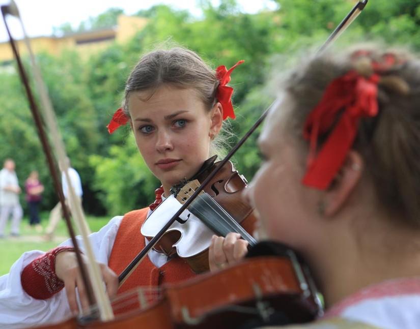 Studentų folkloro festivalis