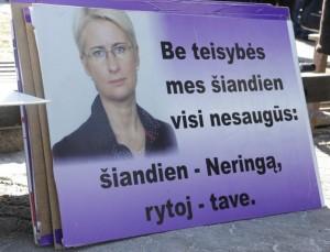 Margaritos Vorobjovaitės nuotr.