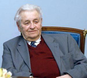 Akademikas Zigmas Zinkevičius | voruta.lt nuotr.