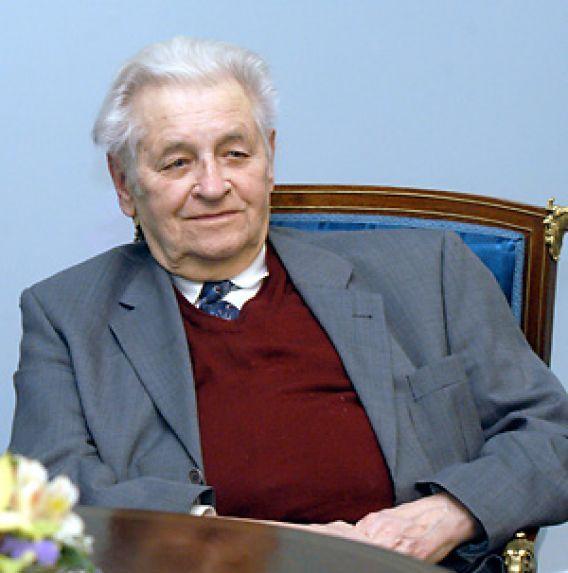 Prof. Zigmas Zinkevičius | voruta.lt nuotr.