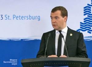 Dmitrijus Medvedevas | Alkas.lt nuotr.