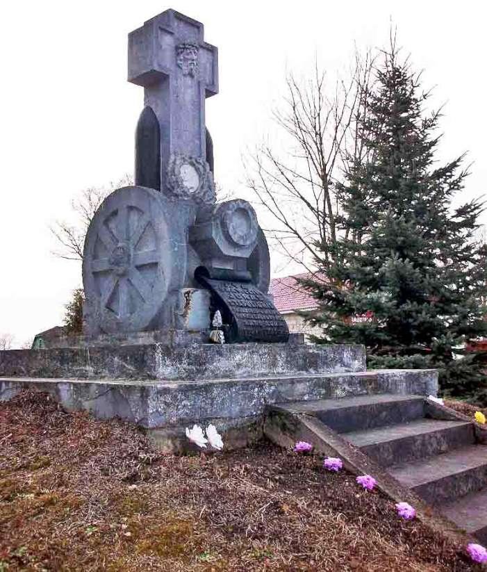 Paminklas kovotojams už laisvę   R.Jasukaitienės nuotr.