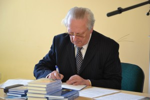 D.Čepuko knygos pristatymas | V. Pupeikytės nuotr.
