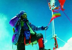 Everestas, 8848 m; 1993-05-10 | V.Vitkausko nuotr.