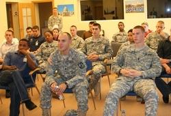 JAV kariai | organizatorių nuotr.