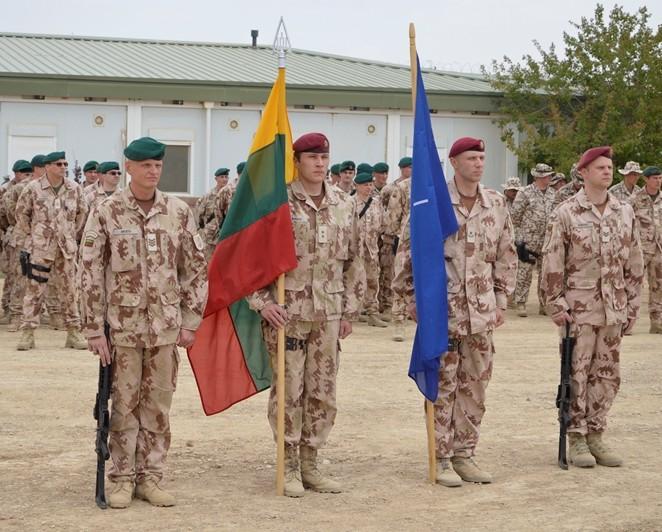Kariai Afganistane | A.Matuzo nuotr., KAM