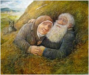 Leonido Baranovo paveikslas