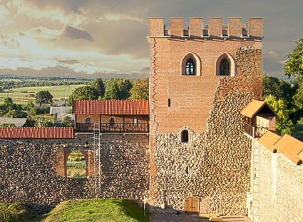 Medininkų pilis | medininkaipilis.lt nuotr.