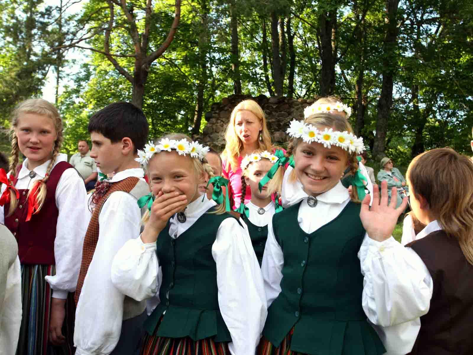 Baltų Krivulė Latvijoje, 2012 m. | R. Pakerio nuotr.