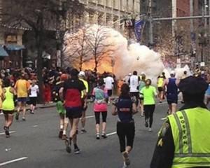 Bostono maratonas 2013