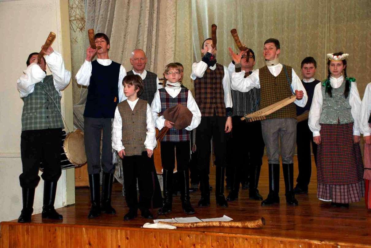 "Folklorinis ansamblis ""Gilė"""
