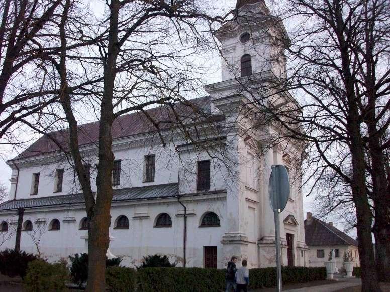 Joniškėlio bažnyčia | R.Jasukaitiėnės nuotr.