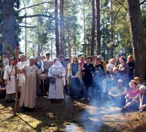 Žemaičių vienybės dieną Kražiuose įvyks Baltų Krivūlė | Alkas.lt nuotr.