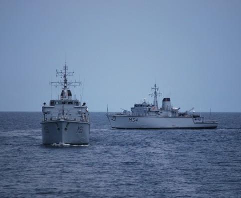Kariniai laivai | kam.lt. nuotr.