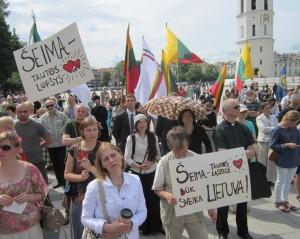 """""""Apginsime Šeimą – išsaugosim Lietuvą!"""""""