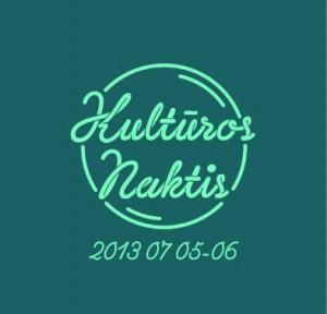 Kulturos naktis 2013