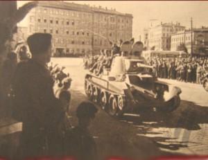 Latvijos okupacija 1939 m. birželio 17 d.   occupation.lv nuotr.
