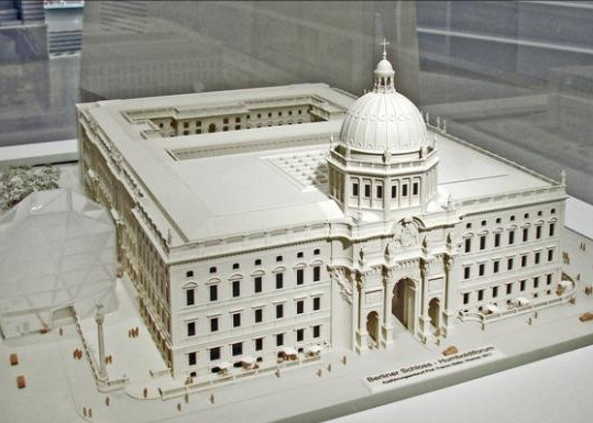 Senojo Humboldtų forumo likučiai buvau nugriauti daugiau kaip prieš 60 metų | wikimedia.org  nuotr.