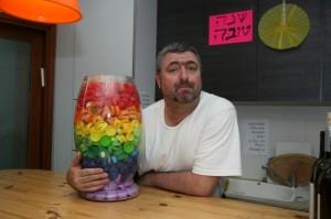 Vaikus žaginęs ir prievartavęs centro vadovas LGBT aktyvistas Shaulis Ganonas