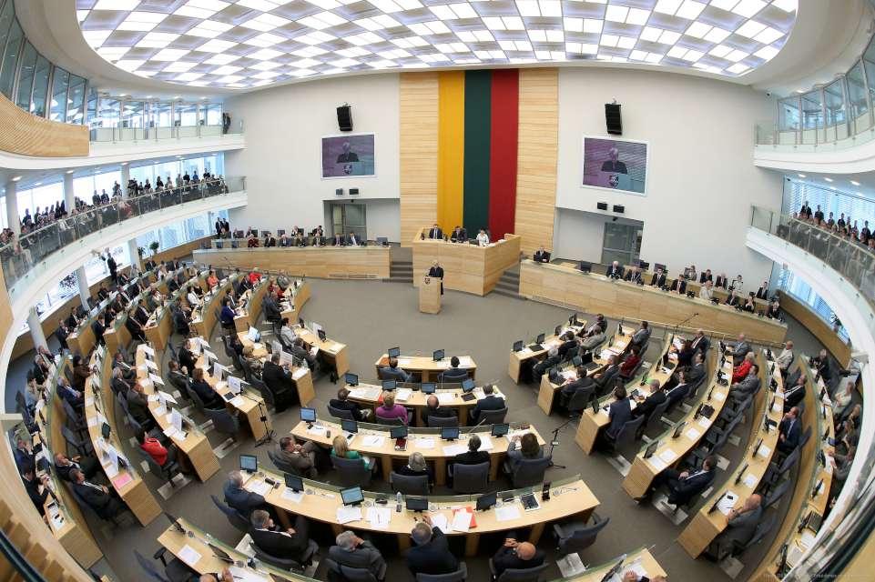 D.Grybauskaitės metinis pranešimas Seime 2013 m. | lrp.lt, Dž.G.Barysaitės nuotr.