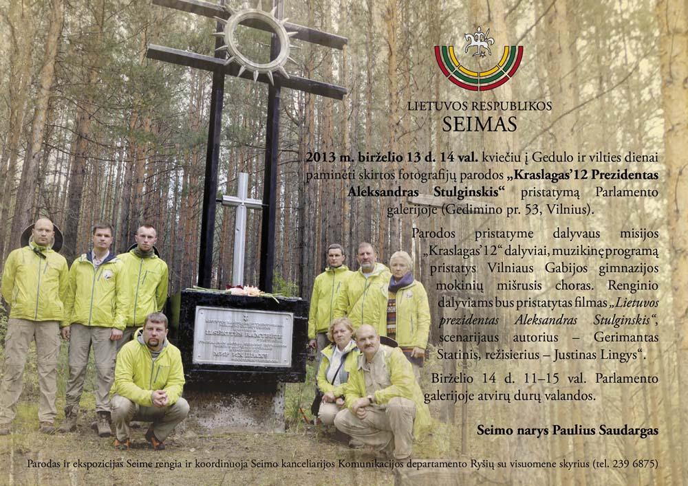 plakatas_ fotografijų paroda_Stulginskiui