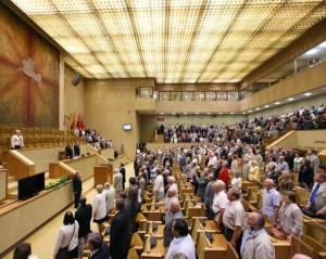 Seime paminėtas Sąjūdžio 25-metis | lrs.lt, O.Posaškovos nuotr.